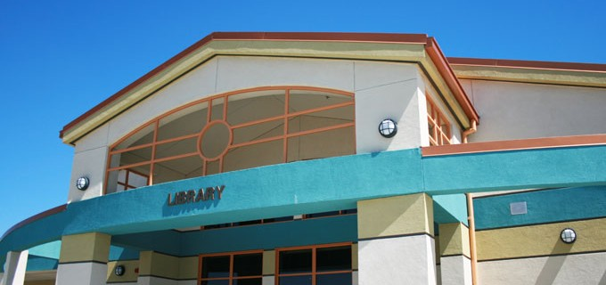 library-web