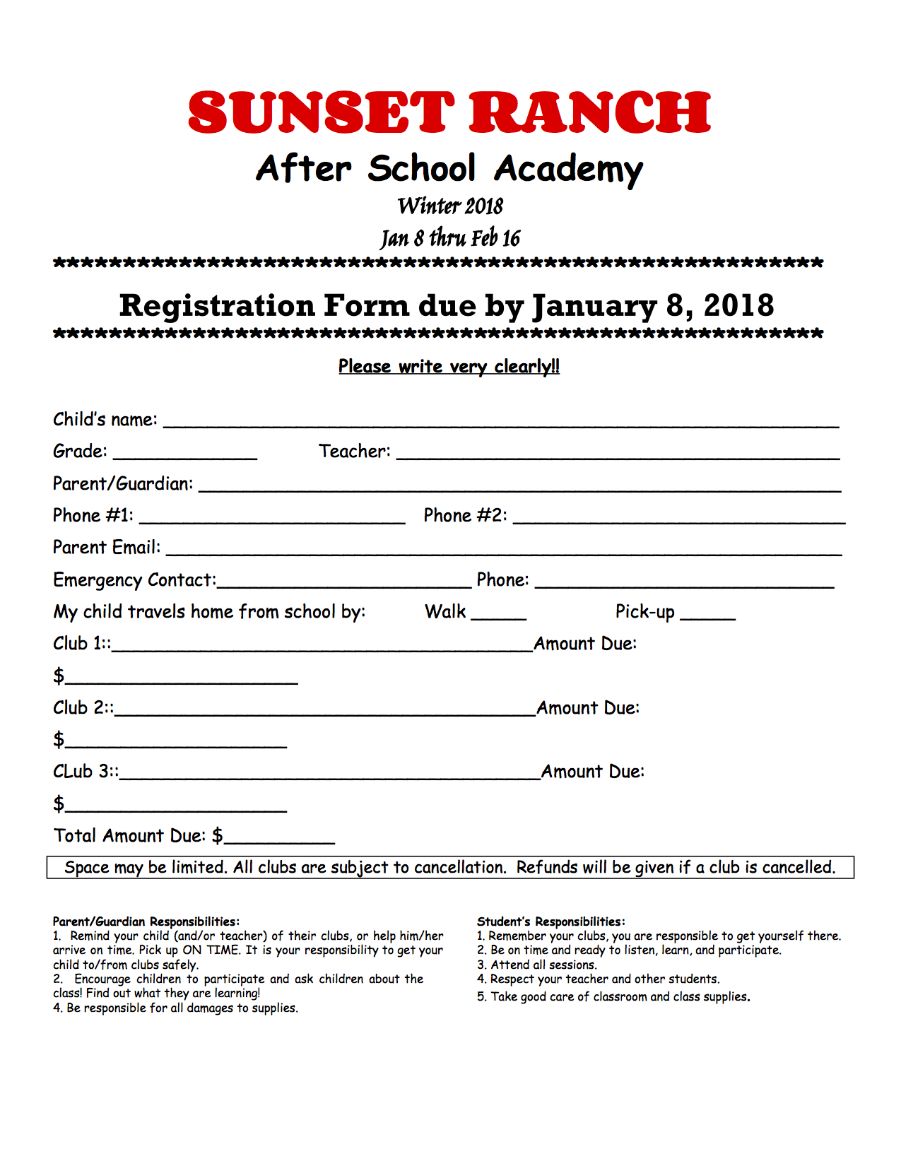 SRES Winter 2018 ASA Flyer copy2